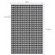 Strasssteine zum Aufkleben in schwarz 5mm