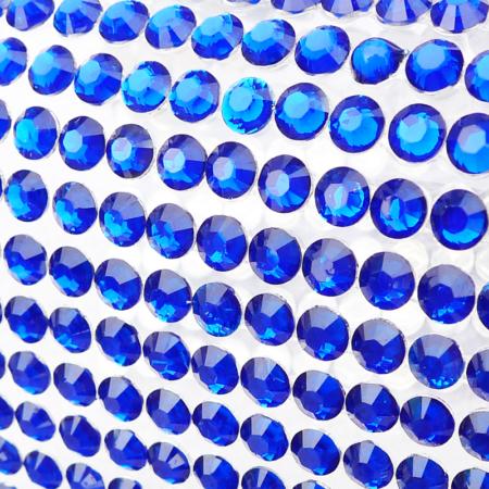 Strasssteine zum Aufkleben in dunkelblau 5mm