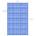 Selbstklebende Strasssteine in dunkelblau 5mm
